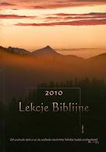 LEKCJE BIBLIJNE 2010