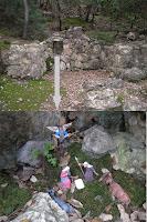 Construcció de Roques, amb un Betlem