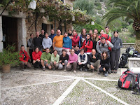 Grup al refugi de Tossals Verds
