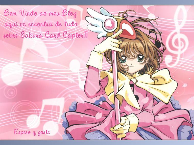 ઇઉ Sakura Card Captor ઇઉ