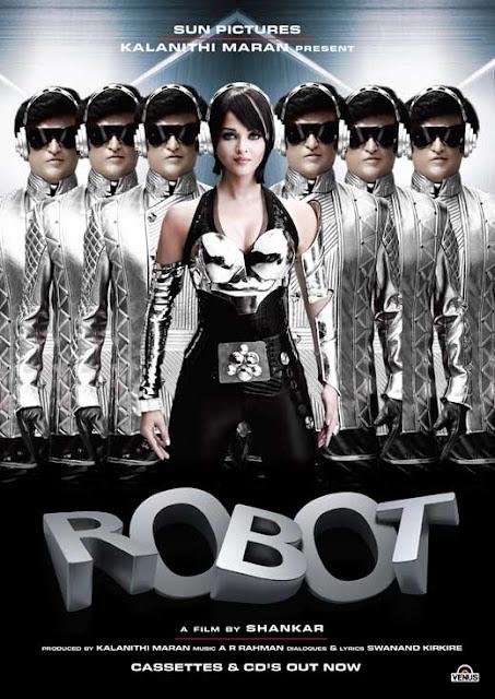 Kẻ Hủy Diệt ( Ấn Độ ) - The Robot