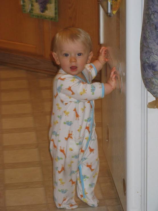 Little M - Eleven Months