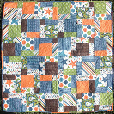 You'll Love These Baby Quilt Patterns for Boys