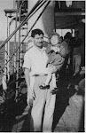 Barco del Exilio, con mi Padre'48