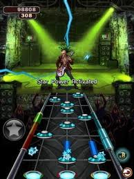 Guitar Hero Rock Tour para Celular