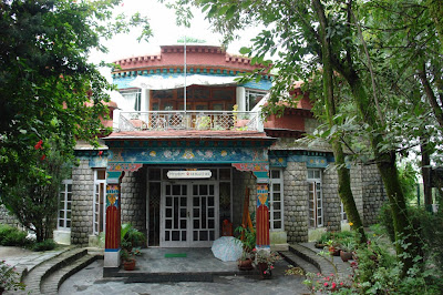 Guest House in the Norbulingka Institute