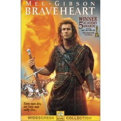 Braveheart: A great movie about a rebellion