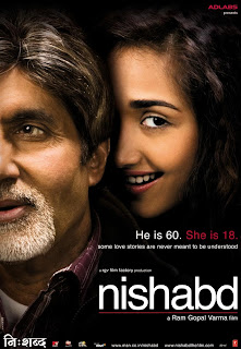Nishabd - An experiment based on Lolita starring Amitabh Bachchan (2007)