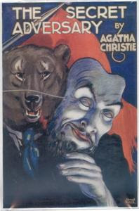 The Secret Adversary (published in 1922) - a detective novel by Agatha Christie