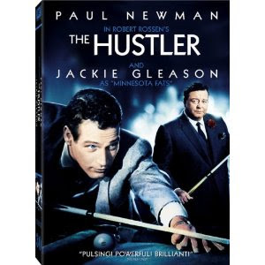 The Hustler (1961) - Starring Paul Newman - a huge hit, a modern classic