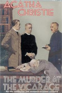 The Murder at the Vicarage (1930) - A detective novel by Agatha Christie, starring Miss Marple