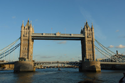 A great view of London Bridge