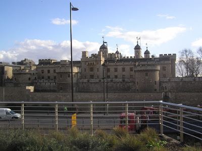 Another view of London Tower