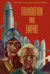 Foundation and Empire by Isaac Asimov (1952)