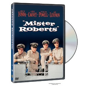 Mister Roberts (Released in 1955) starring Henry Fonda, Jack Lemmon and William Powell