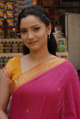 Ankita Lokhande as Archana in Zee TV's Pavitra Risshta (Mon-Fri @ 9 pm)