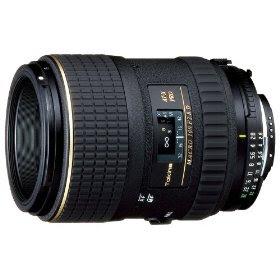 Tokina AT-X 100mm f/2.8 PRO D Macro Lens for Nikon AF Digital and Film Cameras