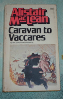 The Caravan to Vaccares (published in the year 1969) - Authored by Alistair Maclean - murder story set among the gypsies