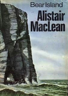 Bear Island (published in 1071) - Written by Alistair Maclean - story of murders on a lone cold island