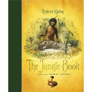 The Jungle book (published in 1894) - A collection of stories by Rudyard Kipling
