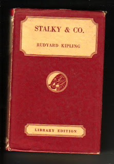 Stalky & Co (Published in 1899) - Written by Rudyard Kipling, a collection of short stories