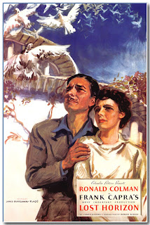 The Last Horizon (released in 1937) - starring Ronald Colman and Jane Wyatt, and directed by Frank Capra