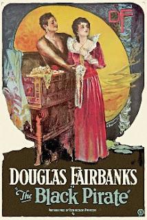 The Black Pirate (released in 1926) - starring Douglas Fairbanks, Donald Crisp, Sam De Grasse, and Billie Dove