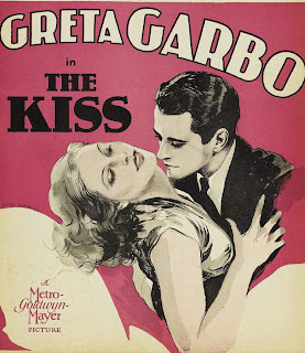 The Kiss (released in 1929) - starring Greta Garbo, Conrad Nagel and Lew Ayres