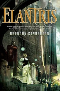 Elantris (published in 2005) - A fantasy novel by Brandon Sanderson