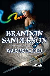 Warbreaker (published in 2009) - A fantasy novel by Brandon Sanderson