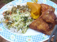 MY 1st UGANDAN MEAL