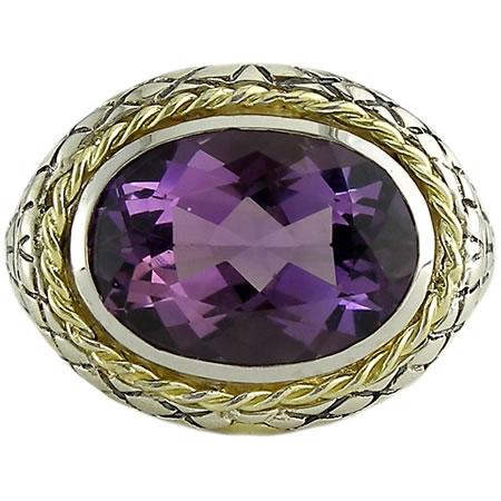 Kt Tc Black Diamond Ring