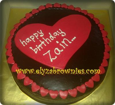 Birthday Cake For Zain Image Inspiration of Cake and Birthday