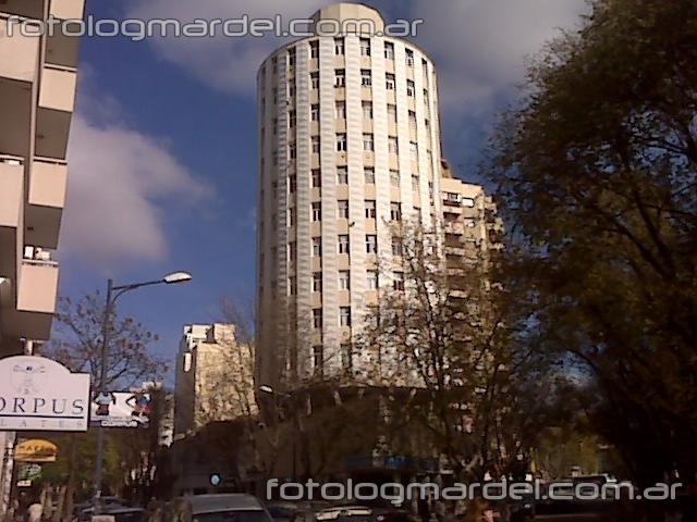 Edificio Redondo en Mar del Plata