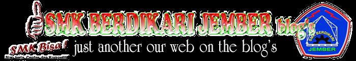 SMK BERDIKARI JEMBER blog's