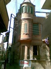 بيت نادية البريئة من شخصيات شارع بسادة