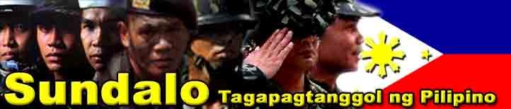 Sundalo Tagapagtanggol ng Pilipino