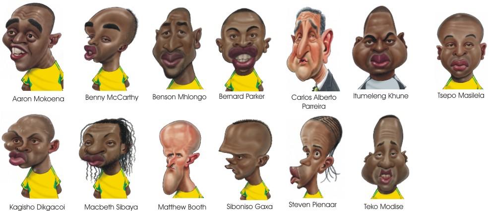 Imagenes Chistosas De Futbol En Caricatura - Imágenes graciosas de fútbol Humor Fútbol Club Mucho