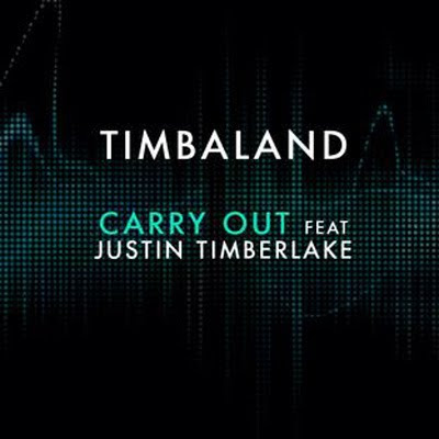 Justin Timberlake Single on Timbaland  Carry Out  Ft  Justin Timberlake   Single  Jpg