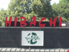 WELCOME TO THE HIBACHI