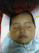 Raesa at 2 months