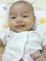 Raesa at 3 months