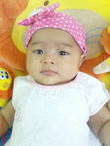 Raesa at 4 months