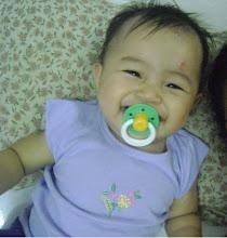 Raesa at 11 months