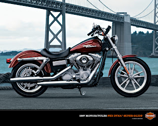 Harley-Davidson FXD Dyna Super Glide 2C 2007 Desktop Wallpapers