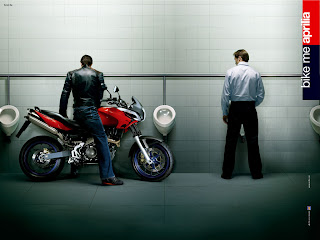 Aprilia 2C New Advertising Campaign Wallpaper