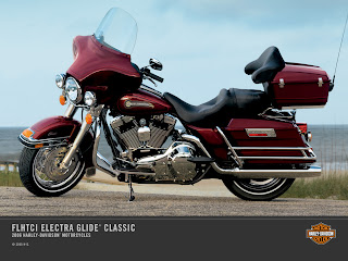 Harley-Davidson FLHTCI Electra Glide Classic 2C Touring Family 2C 2006 Wallpaper