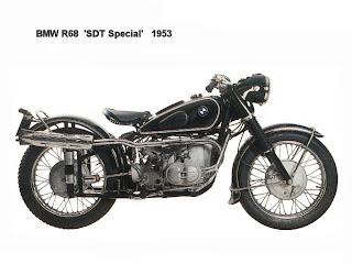 BMW R68 27SDT Special 27 1953
