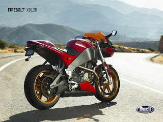 Buell Firebolt XB12R 2006 Sportbike Hot Desktop Wallpapers