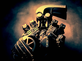 Outlaw Biker Yamaha 27s Engine Wallpapers